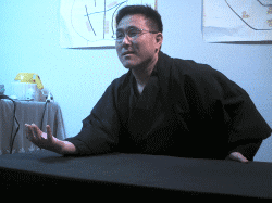 依田有玄先生